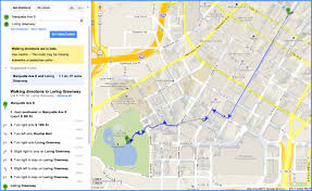 loring greenway minneapolis map   google maps walking route