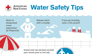 Sunday School Sticker Charts Water Safety American Red Cross Tips Preview Img Preschool