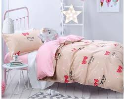 100% Cotton twin size girls/boys 3pcs bedding se bed linen kids ... & 100% Cotton twin size girls/boys 3pcs bedding se bed linen kids duvet cover Adamdwight.com