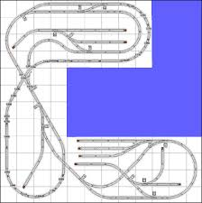 track plans and ideas trainz designed by using mth realtrax software