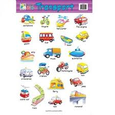 Jasart Wall Chart Transport