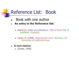 How To Cite A Quote In Apa New Reference Book Format Apa