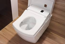 Toilet Decor Bathroom Modern Design Of Toto Toilets On Wooden Floor And Wooden