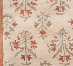 grey and orange area rug traditional royal hand tufted wool ivory blue antique rugs round teal living room gray large brown cotton carpets magnificent