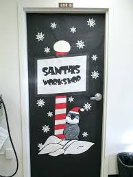 office christmas door decorations. Christmas Door Decorations Ideas For The Office Decorating Contest Pictures Workshop Decoration .
