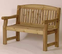 atholl chunky 2 seat bench