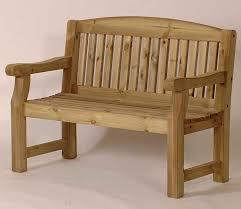 atholl chunky 2 seat bench