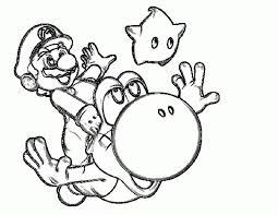 Il Meglio Di Disegni Da Colorare Di Super Mario Bros Coloring Site