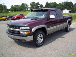 1999 Chevrolet Silverado 1500 Specs and Photos | StrongAuto