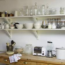 Kitchen Open Shelf Roundup Remodelista