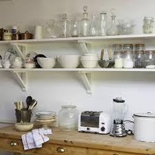 Kitchen Open Shelf Roundup Remodelista