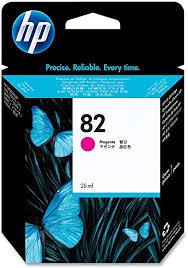 <b>HP</b> Original <b>82 Magenta</b> Ink Cartridge (<b>28</b> ml): Amazon.co.uk: Office ...