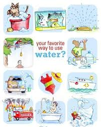 How Do You Use Water The Most Water Kids Water Day Water