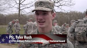 Military Police National Guard 1137th Military Police Company Trains For Upcoming Deployments Youtube