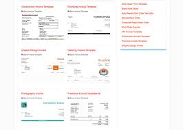 image of invoice template invoice template top 10 free resources for businesses and project