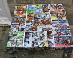 comic book furniture. transformers comic book table furniture