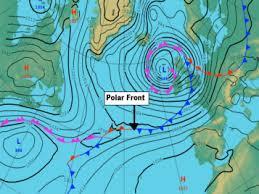 North Atlantic Weather Charts