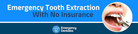 How much does wisdom teeth removal cost? Emergency Tooth Extraction Near Me 24 7 No Insurance Ok