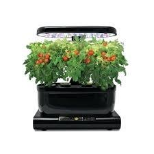 indoor herb garden kit. Indoor Herb Garden Kit With Grow Light Led System Seed