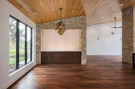 modern floors. Interesting Modern Living Room In Modern Home With Black Walnut Wide Plank Floor By Oak U0026 Broad On Modern Floors