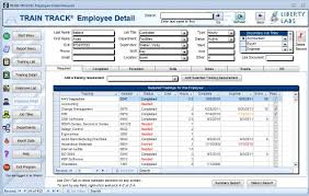 Employee Training Record Template Excel Uk Planner