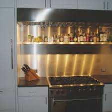 Good Stainless Steel Commercial Kitchen Wall Panels Wallpaper Image