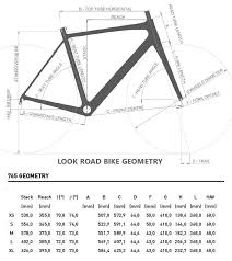 Look 765 Road Frame Proteam 2016