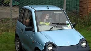 G Electric Reva G Wiz Dc Electric Car Youtube