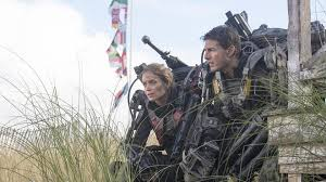 Edge of tomorrow ends with rita (emily blunt) and cage (tom cruise) diving head first toward their own the above said, edge of tomorrow isn't an i am legend situation. Edge Of Tomorrow Sequel Back In Active Development Movies Empire