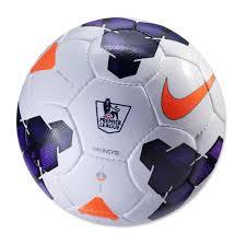 Nike Incyte Premier League Soccer Ball - Size 5 - White/Purple/Orange