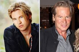 In a profile for the new york times, the top gun: Val Kilmer Then And Now Ridiculously Extraordinary Val Kilmer Singer Val