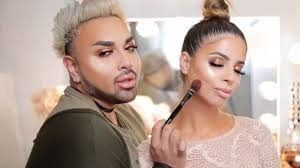 insram makeup tutorial with mac daddyy angel merino
