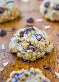 chocolate chip cookie recipes without baking soda 12 with soft and chewy oatmeal coconut cookies