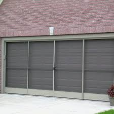 sliding garage doorsSliding Garage Door Screens from Killians of Palm Coast FL