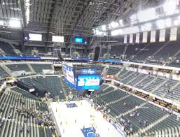 Bankers Life Seating Chart Bankers Life Fieldhouse Section 218 Seat Views Seatgeek