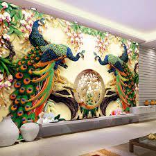 250cmX175cm Custom 3D Wall Mural ...
