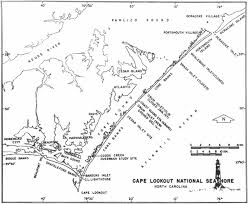 Barrier Island Ecology Of Cape Lookout National Seashore And