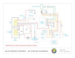 alfa romeo 155 starting and charging circuit diagram 58881 alfa romeo spider ac wiring digram