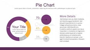 Pie Chart Infographic Presentation For Business Powerpoint