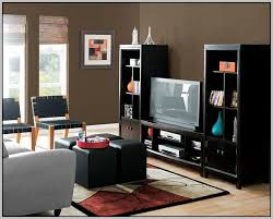 living room with black furniture. Paint Color For Living Room With Black Furniture Www Lightneasy Net L