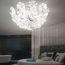 Decken Lampen Design Led Wohn Schlaf Zimmer Leuchten