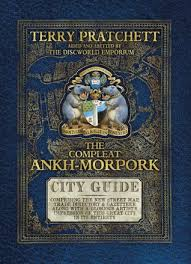 The Compleat Ankh Morpork City Guide By Terry Pratchett