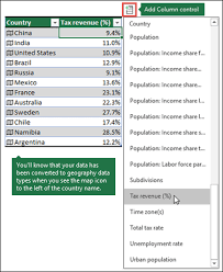 Add Map Chart To Excel 2016 Create A Map Chart In Excel Office Support