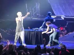 Justin Bieber With Special Guest Skrillex Staples Center 3 23 16