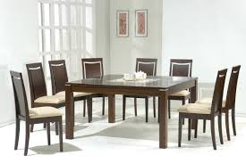Contemporary Table And Chairs - Contemporary dining room chairs