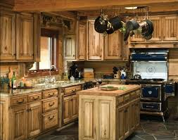 Rustic Kitchen Cabinets 4