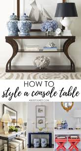 how to decorate a console table. 33 Beautiful Design Ideas Decorate Console Table Living Room Epic 50 About Remodel Furniture Home With How To A
