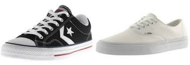 converse vs vans. converse collage vs vans s