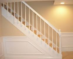 basement stairs railing. Basement Stair Railing Wood Check Out Rustic Http://awoodrailing.com Stairs I