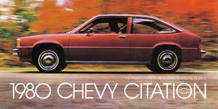 What Did The Germans Think Of The 1979 Chevrolet Citation